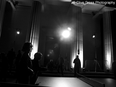 Brighton floodlit table tennis
