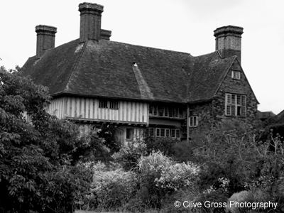 Great Dixter House front