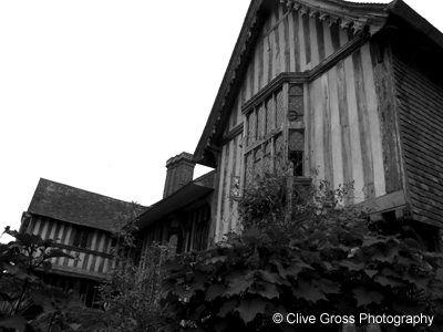 Great Dixter House gables