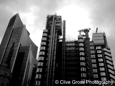 Lloyds Building City of London