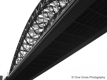 Tyne Railway Bridge