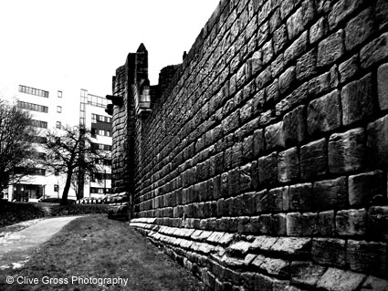 Newcastle City Wall
