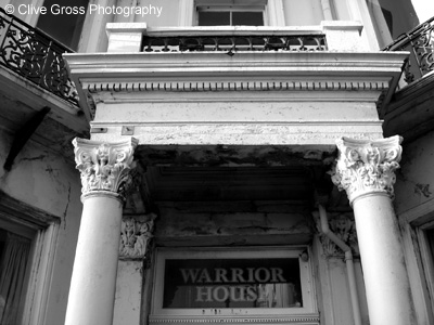 Warrior House, Warrior Square